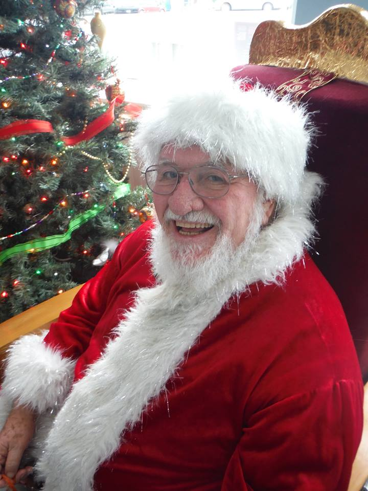 Max Glenn as Santa Claus